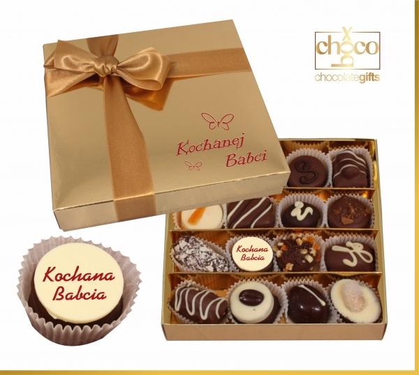 Chocobox - Dla Kochanej Babci