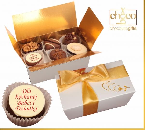 Chocobox - Dla Kochanej Babci i Dziadka